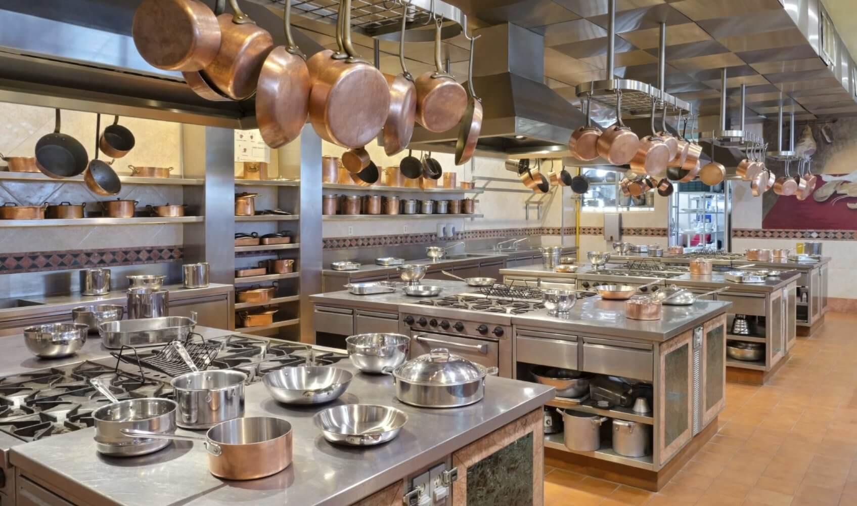 מטבח לדוגמה